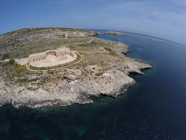 Bird's eye view of Mistra Battery